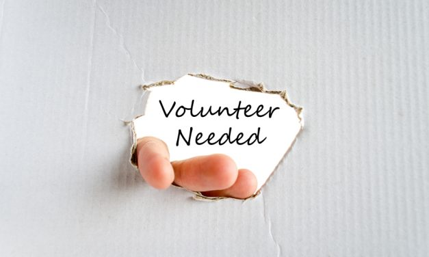 Volunteering – how to help yourself through others